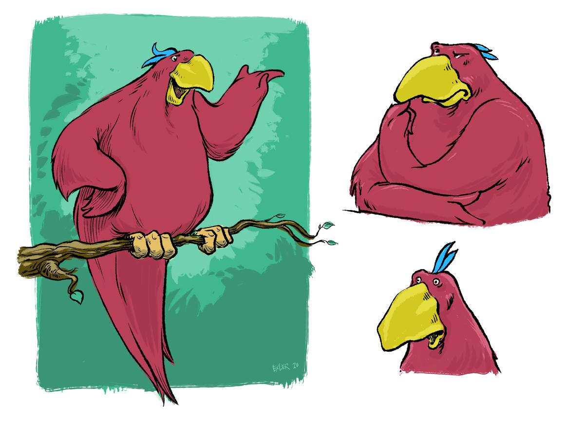 papegog